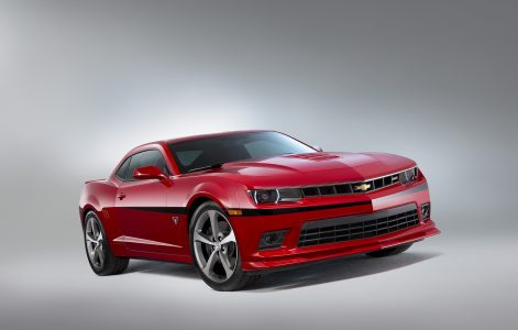 2015-Chevrolet-Camaro-Commemorative-Edition-1