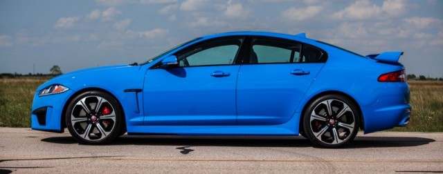 650 caballos para el Jaguar XFR-S gracias a Hennessey Performance 2