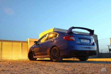 Prueba: Subaru WRX STI (equipamiento, comportamiento, conclusión)