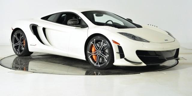 A la venta un McLaren 12C High Sport en Estados Unidos 2