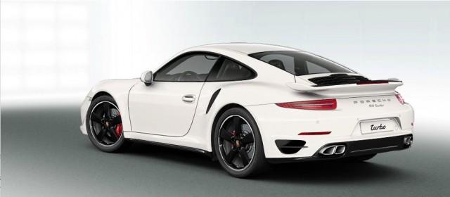 Así es el nuevo paquete aerodinámico de Porsche para su 911 Turbo 1