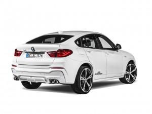 BMW X4 bajo el rodillo de AC Schnitzer 2