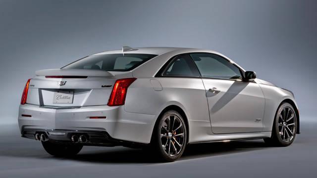 Cadillac ATS-V, el anti-BMW M4 americano hace acto de presencia 2