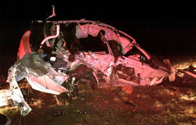 Dramático accidente protagonizado por un BMW M4 en Sudáfrica 2