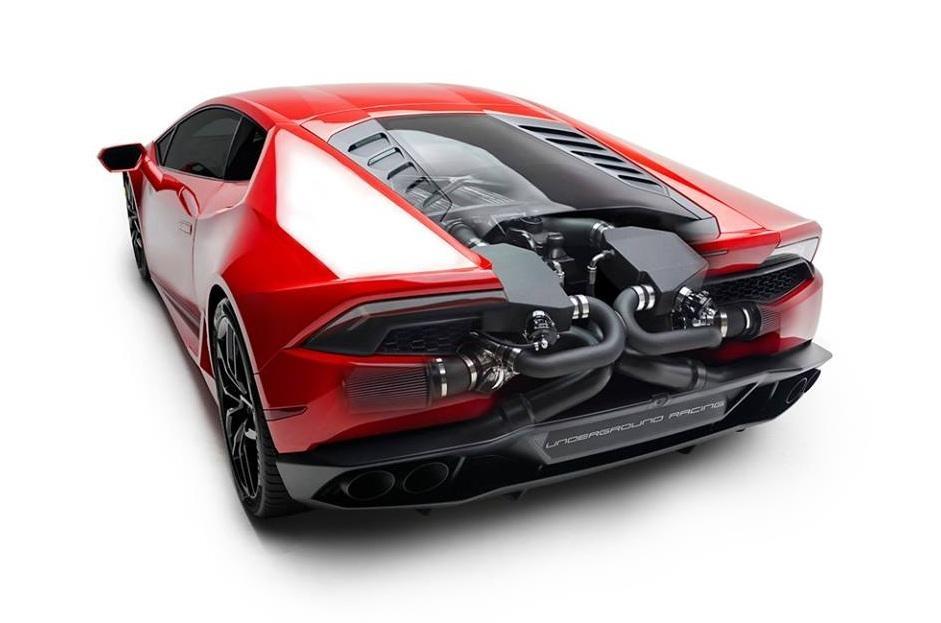 El Lamborghini Huracán bi-turbo de Underground Racing ya está más cerca 2