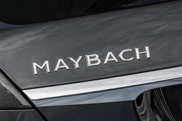 Maybach podría estar presente en más Mercedes-Benz 2