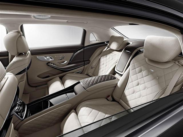 Mercedes-Maybach S600, primeras imágenes oficiales 2