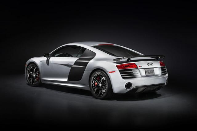 Oficial: Audi R8 Competition, debut en Los Ángeles con 570 caballos 2