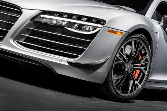 Oficial: Audi R8 Competition, debut en Los Ángeles con 570 caballos 3