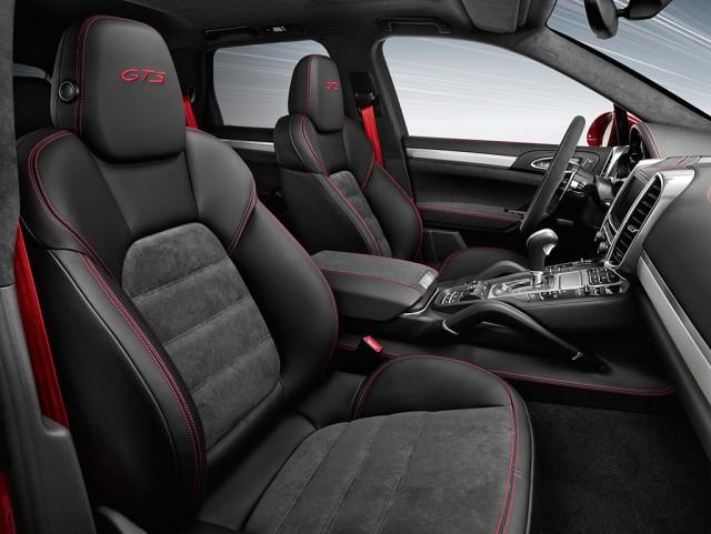 Porsche Cayenne GTS 2015: Ahora con un V6 biturbo de 3.6 litros 4