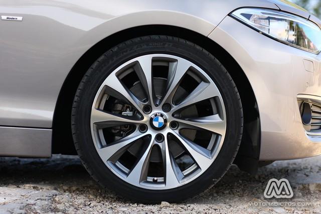 Prueba: BMW 220d 184 CV Modern Line (equipamiento, comportamiento, conclusión) 7