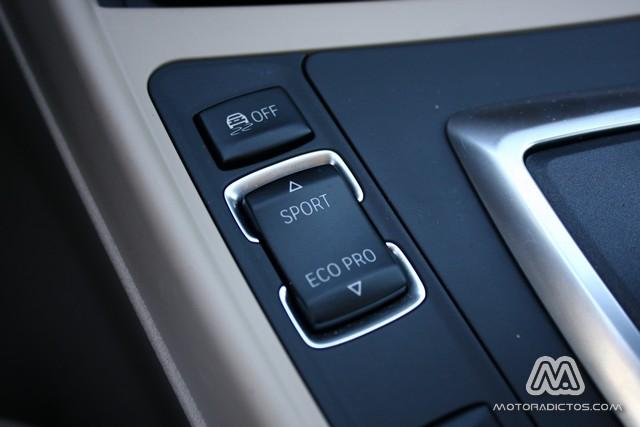 Prueba: BMW 220d 184 CV Modern Line (equipamiento, comportamiento, conclusión) 8