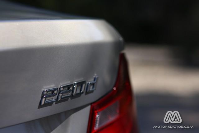 Prueba: BMW 220d 184 CV Modern Line (equipamiento, comportamiento, conclusión) 9