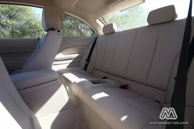 Prueba: BMW 220d coupé 184 CV Modern Line (diseño, habitáculo, mecánica) 3