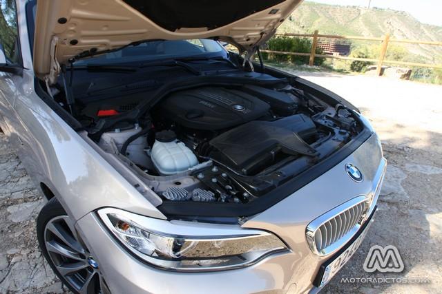 Prueba: BMW 220d coupé 184 CV Modern Line (diseño, habitáculo, mecánica) 6