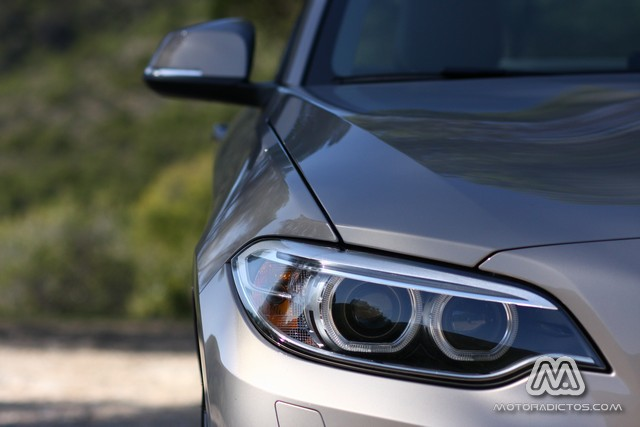 Prueba: BMW 220d coupé 184 CV Modern Line (diseño, habitáculo, mecánica) 7