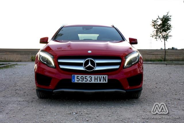 Prueba: Mercedes Benz GLA 220 CDI 4MATIC (diseño, habitáculo, mecánica) 5