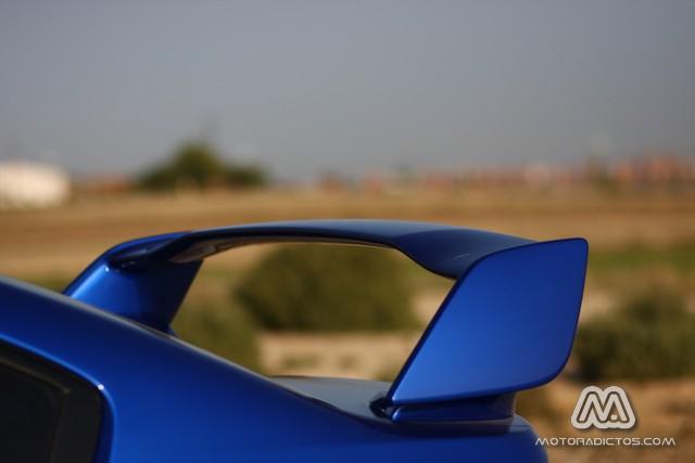 Prueba: Subaru WRX STI (equipamiento, comportamiento, conclusión) 3
