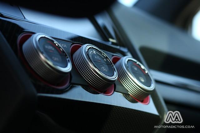 Prueba: Subaru WRX STI (equipamiento, comportamiento, conclusión) 4