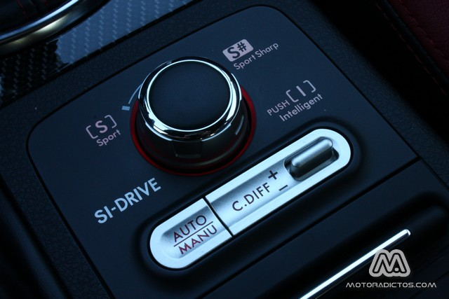 Prueba: Subaru WRX STI (equipamiento, comportamiento, conclusión) 6