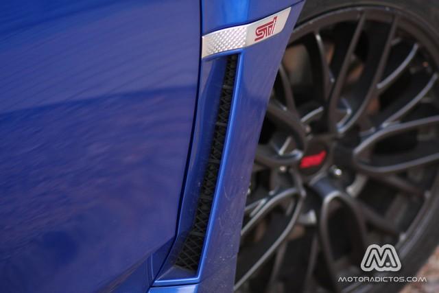 Prueba: Subaru WRX STI (equipamiento, comportamiento, conclusión) 10