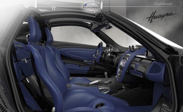 Único en el mundo, Pagani Huayra 730 S Edition 2