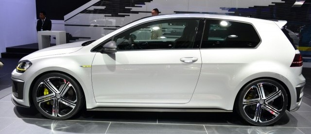 Volkswagen fabricará el Golf R 400 en 2015 1