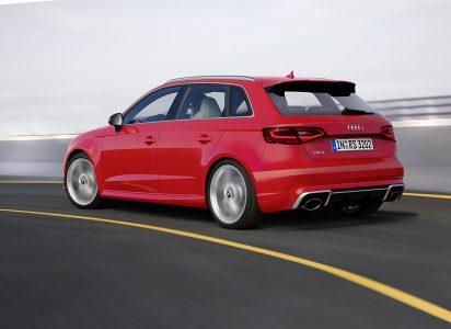 Audi RS 3 Sportback: El más radical, con 367 CV