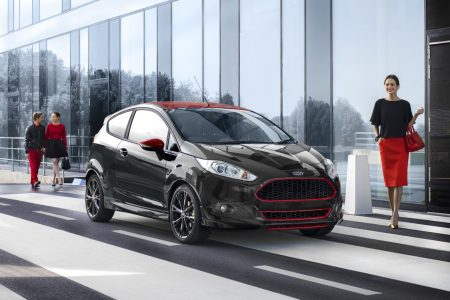Ford anuncia los Fiesta Red y Black Edition