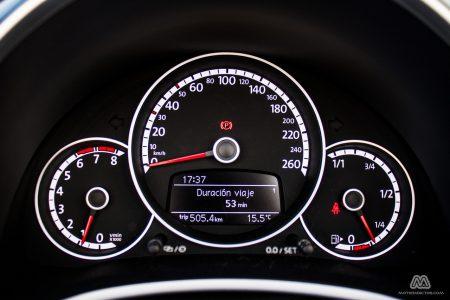 Prueba: Volkswagen Beetle Cabrio 1.4 TSI 160 CV R-Line (equipamiento, comportamiento, conclusión)