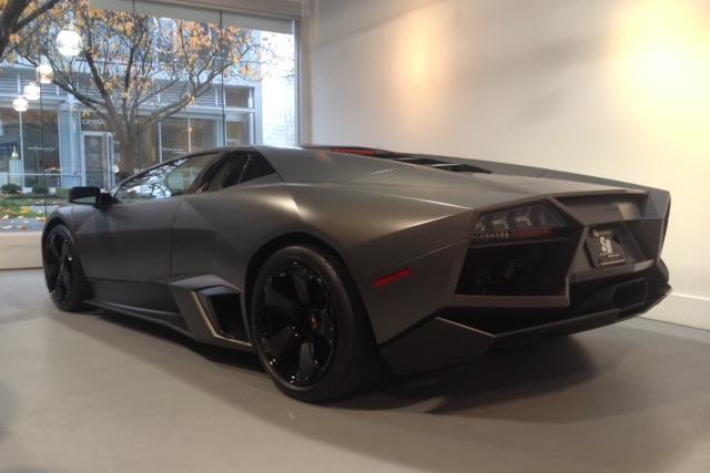 A la venta un Lamborghini Reventon en Vancouver 2