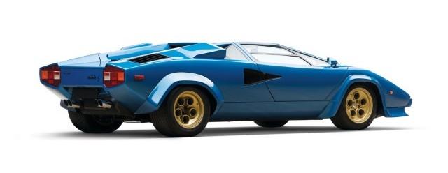 A subasta un Lamborghini Countach LP400S Series I 2