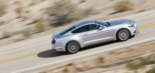 Aire fresco para Ford gracias al nuevo Mustang 2