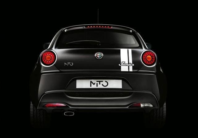 Alfa MiTo Junior: Más asequible y equipado 1