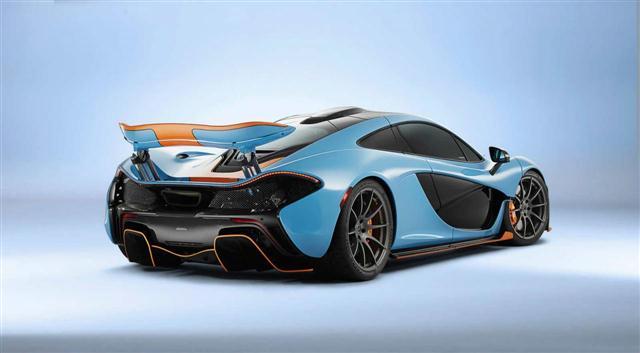 Así es el McLaren P1 MSO de Miles Nadal 3