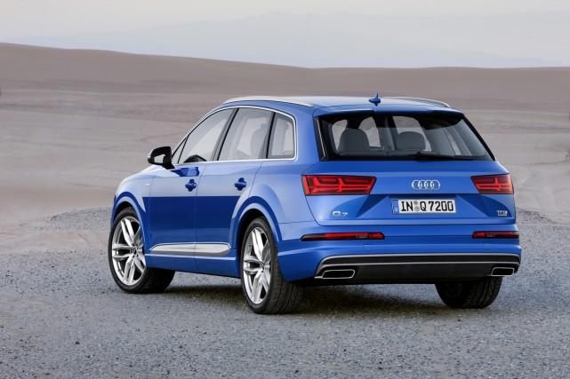Audi Q7 2015: Ya es oficial, y llega con una importante rebaja de peso 3