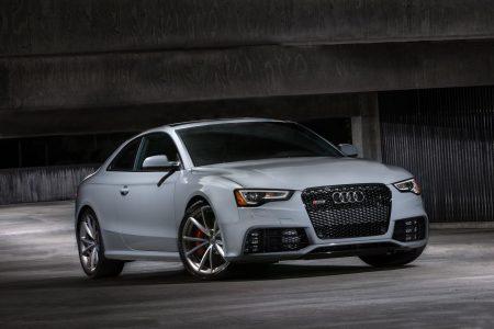 Audi RS5 Coupé Sport, limitado a tan sólo 75 unidades