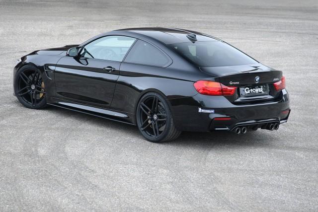 BMW M3 y M4 Coupé por G-Power: Exprimiendo las posibilidades de su motor 1