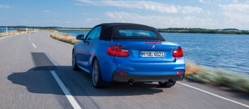 BMW Serie 2 Cabrio, en España a partir de 38.500 euros 2