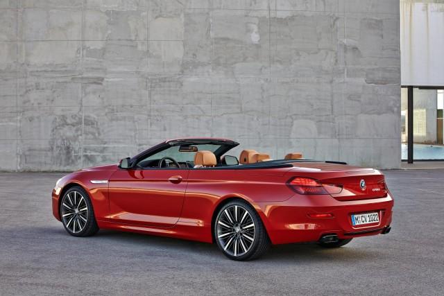 BMW Serie 6 2015: Cambios casi inapreciables 2