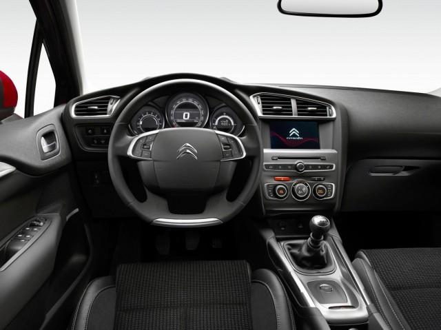Citroën C4 2015, ahora con mayor equipamiento 1