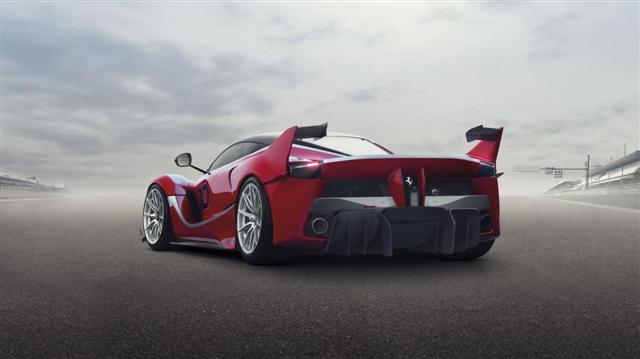 Ferrari FXX K, primeras imágenes e información oficial 1
