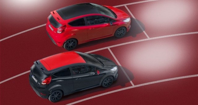 Ford anuncia los Fiesta Red y Black Edition 2
