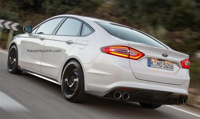 ¿Habrá un nuevo Ford Mondeo ST? 1