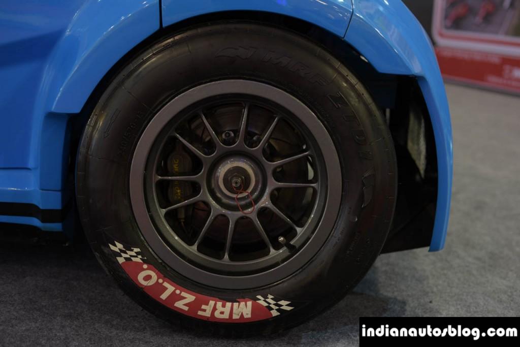 JA Motorsport lo hace posible: Un Tata Nano con 230 CV 2