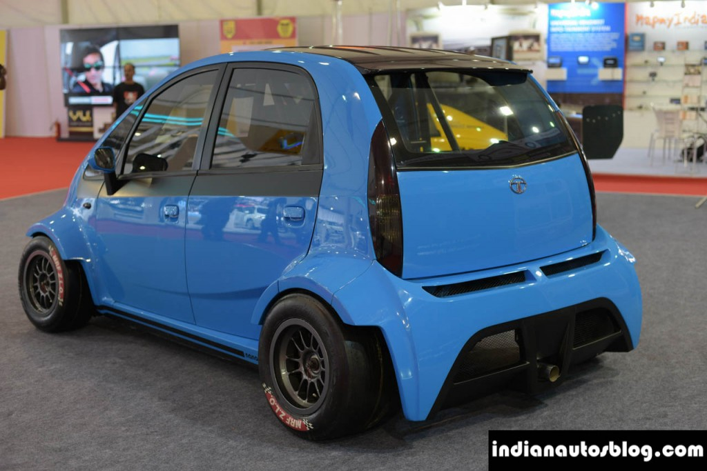 JA Motorsport lo hace posible: Un Tata Nano con 230 CV 3
