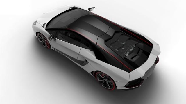 Lamborghini Aventador LP700-4 Pirelli Edition 1