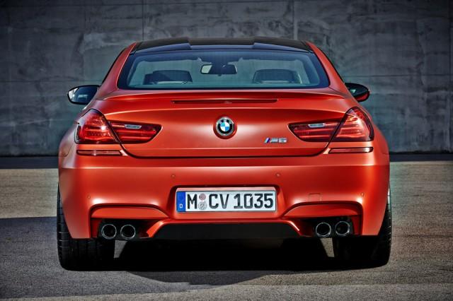 Megagalería de imágenes: BMW M6 Coupé 2015 2