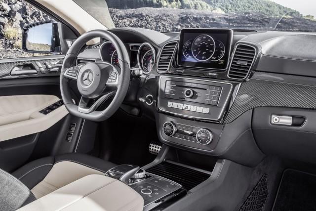 Megagalería de imágenes: Mercedes GLE Coupe 2
