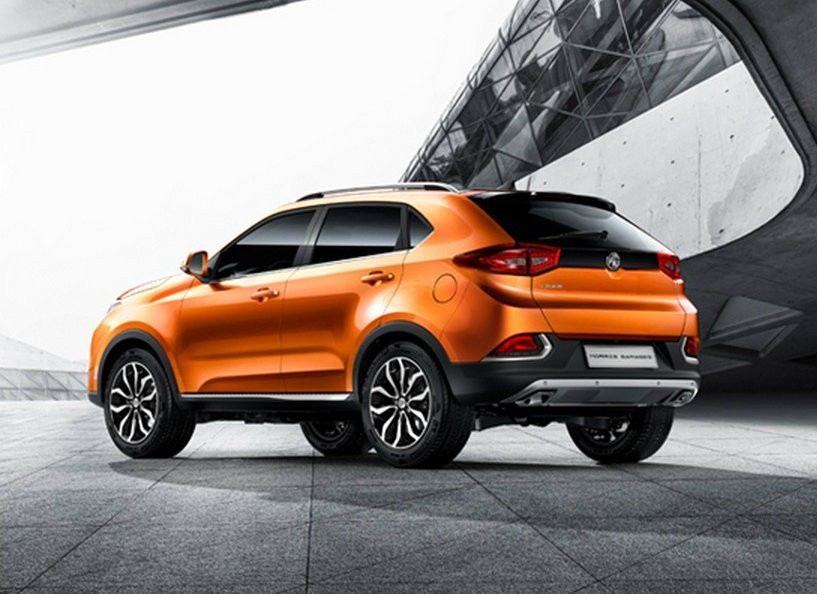 MG GTS, la ofensiva crossover para China 3